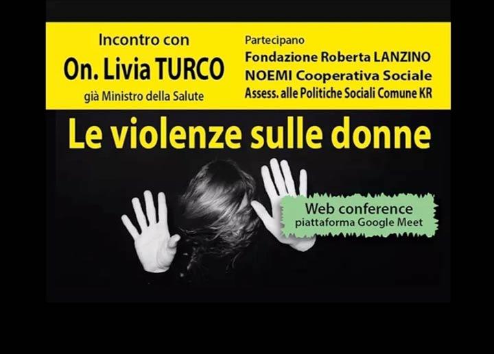 incontro sulla violenza sulle donne