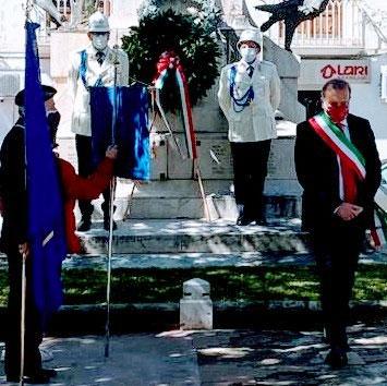 Festa della Liberazione 2021 a Castrovillari