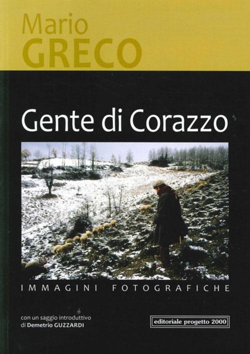 Copertina del libro Gente di Corazzo
