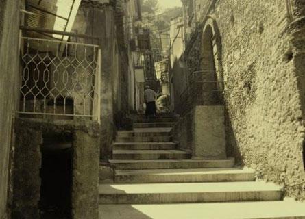 Aree interne: il centro storico di Maida