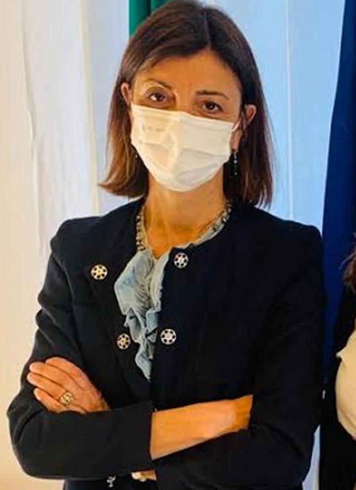 Roberta Lulli prefetto di Vibo