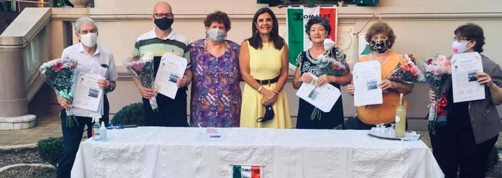Resistencia: premi agli italiani d'Argentina