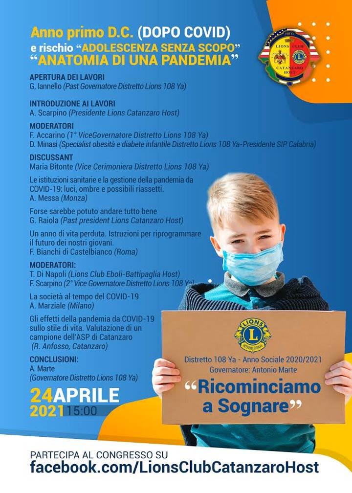 Anatomia di una pandemia