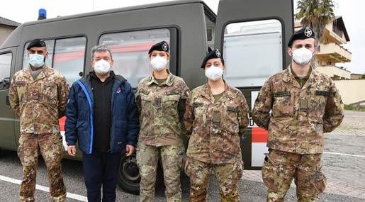 esercito in Calabria