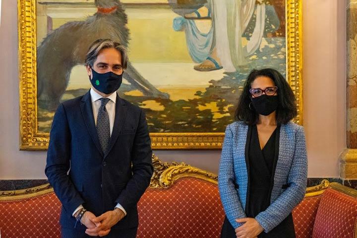 incontro console Tunisia a Reggio