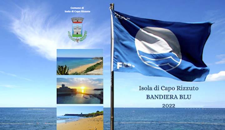 bandiera blu 2022 isola capo rizzuto