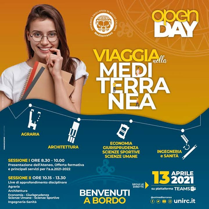 open day mediterranea