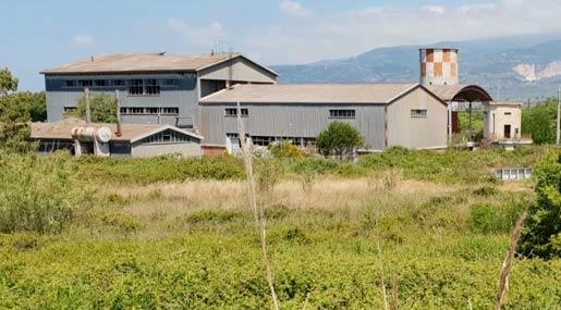 Ex opificio Lamezia Terme come possibile sede degli studios cinematografici