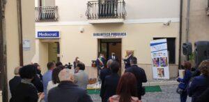 biblioteca pubblica S. Vincenzo La Costa