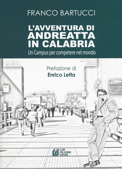 COpertina L'avventura di Andreatta in Calabria