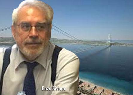 Il prof. Enzo Siviero
