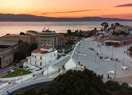 Il Waterfront di Reggio Calabria