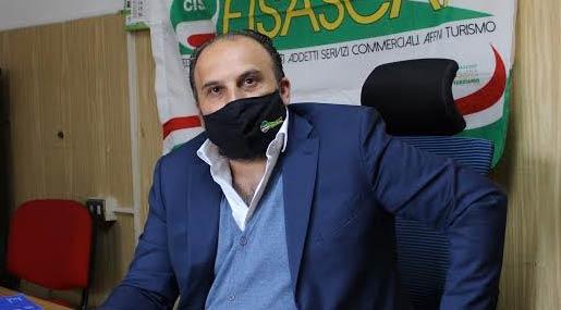 Lo Papa Fisascat Cisl Calabria