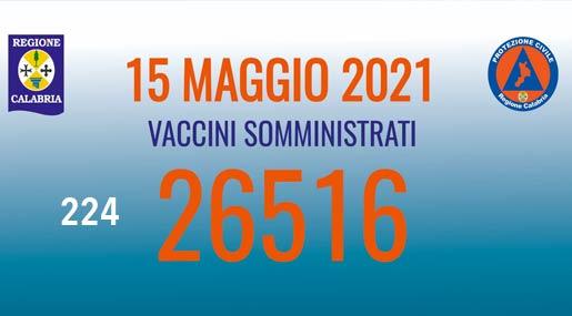 Family-Vax-Day del 15 maggio 2021