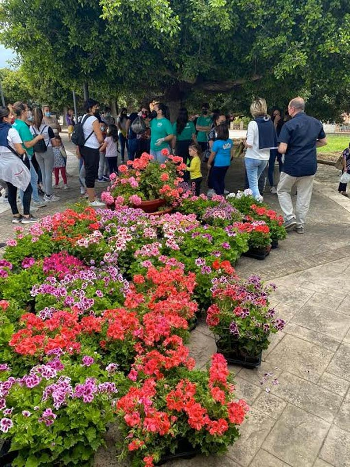 Porto Salvo Borgo dei fiori