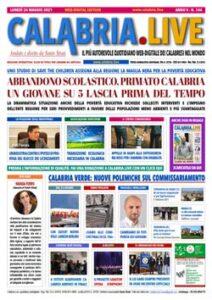 Calabria.Live 24 maggio 2021