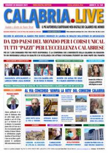 Calabria.Live 28 maggio 2021