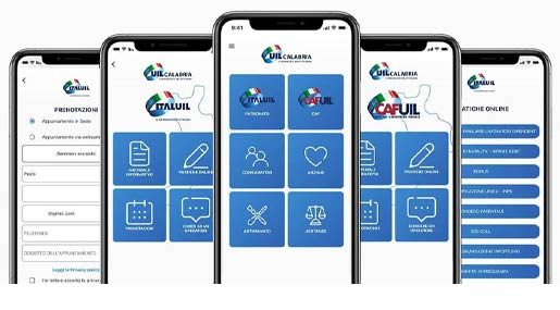 App Uil Calabria