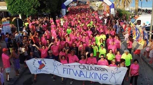 calabria fitwalking alla run4hope