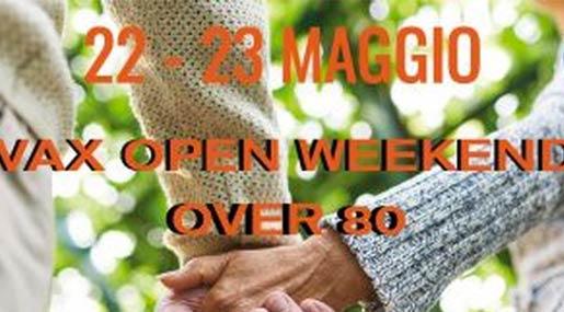 Open Vax Weekend