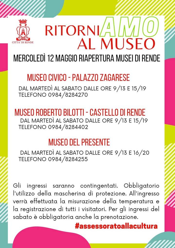 Musei a Rende