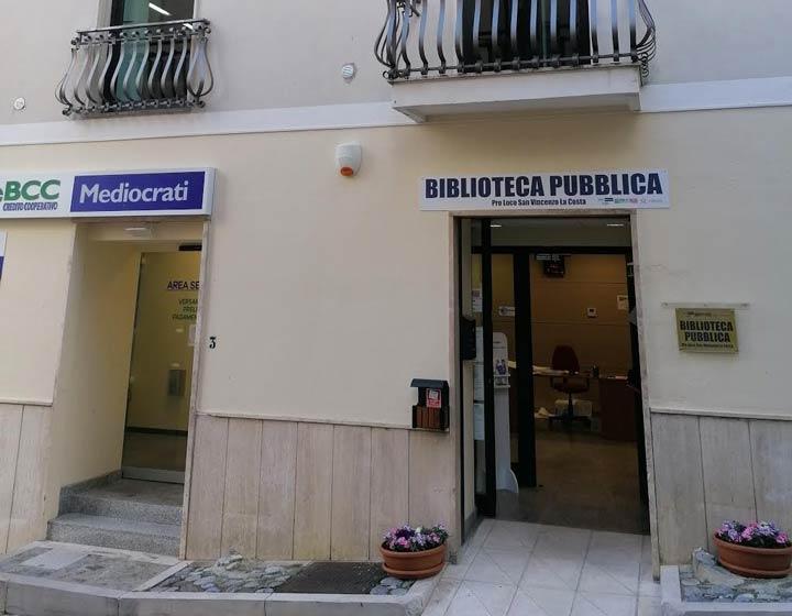 San Vincenzo La Costa Biblioteca Pro Loco