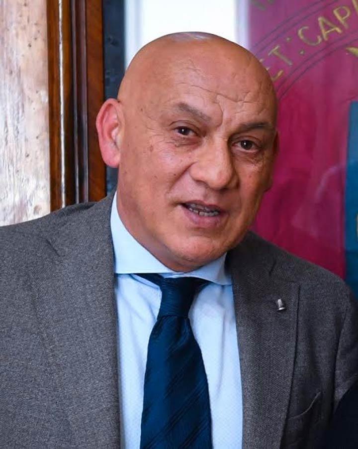 Giuseppe Sera consigliere comunale RC