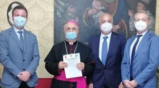 Cgil Cisl e Uil Calabria alla Cobferenza Episcopale Calabra