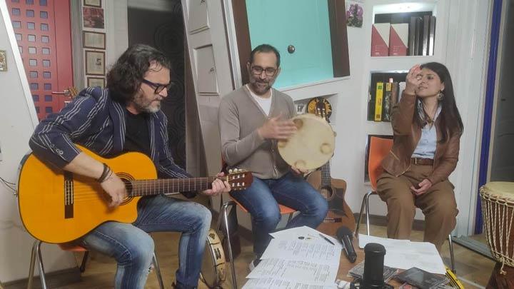 La Calabria che suona