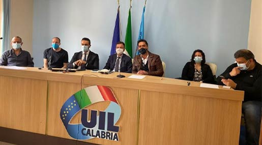Uil Calabria