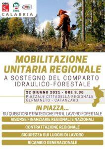 mobilitazione 22 giugno sindacati