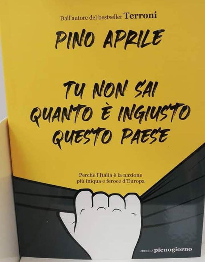 Libro di Pino Aprile