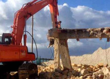 Abusivismo e demolizioni