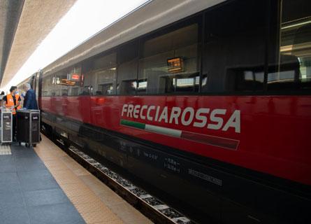 Frecciarossa in Calabria