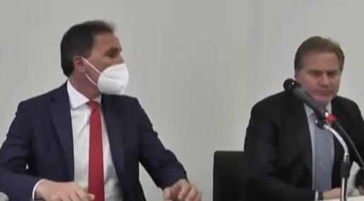 Francesco Boccia e Stefano Graziano
