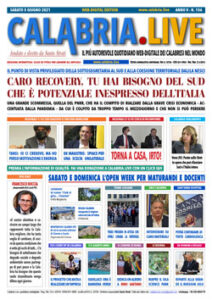 Calabria.Live 5 giugno 2021