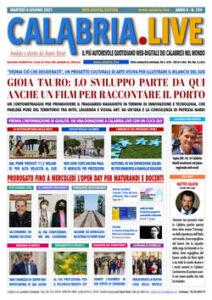 Calabria.Live 8 giugno 2021