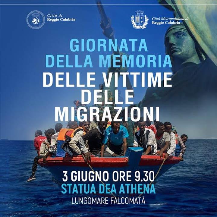 Giornata della Memoria per le vittime delle migrazioni