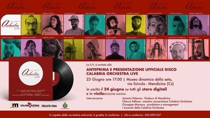 calabria orchestra live