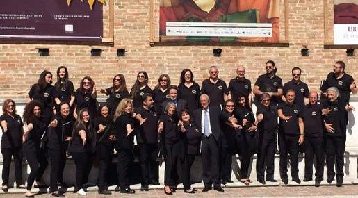 Il Coro Polifonico dell'Università Mediterranea