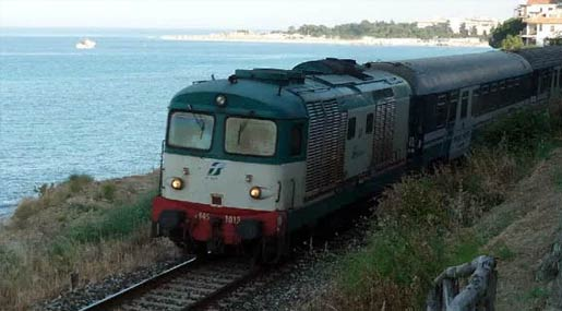ferrovie calabria