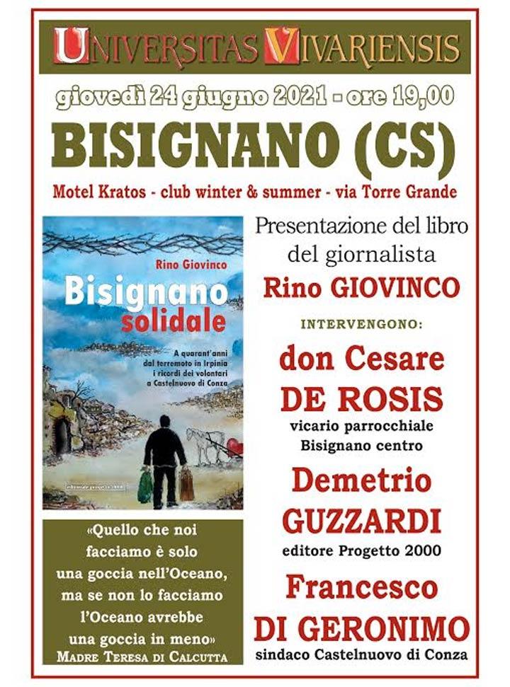 Libro Bisignano Solidale