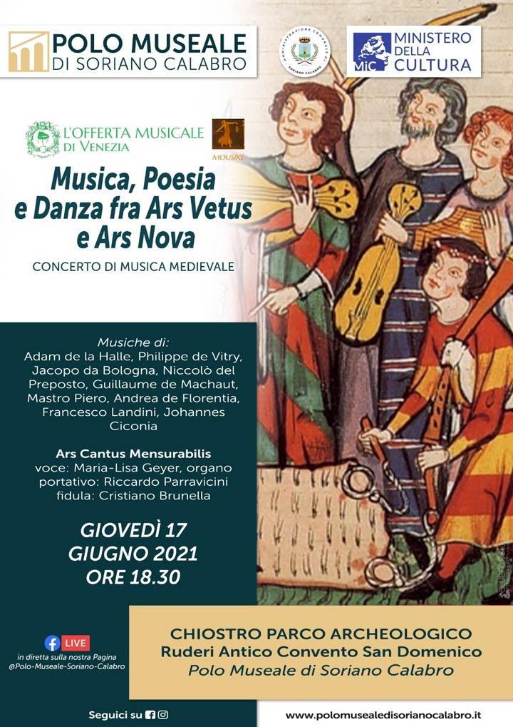 concerto musica medievale