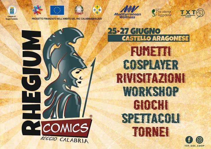 Rhegium Comics