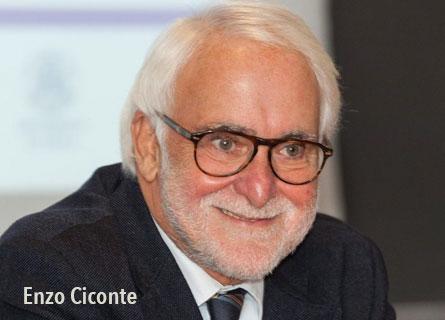 Il prof. Enzo Ciconte