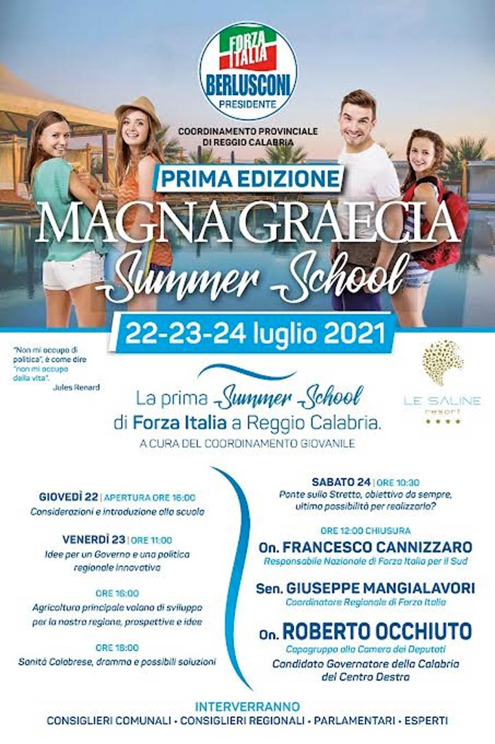 Magna Graecia Summer School