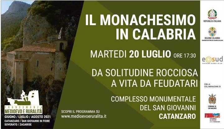 Monachesimo in Calabria