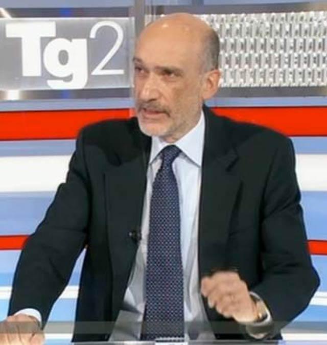 Enzo Romeo giornalista Rai