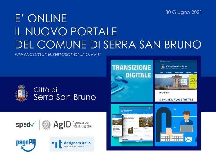 Portale Istituzionale Serra San Bruno