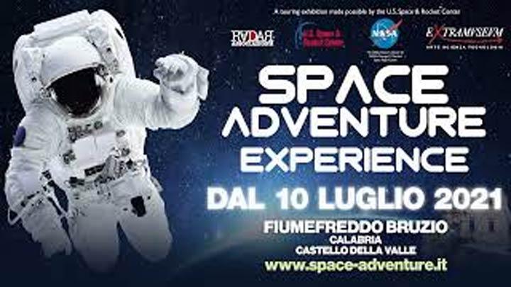 Mostra space adventure